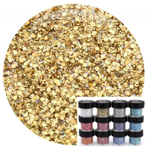 Glitties Enchanted Gold - 43